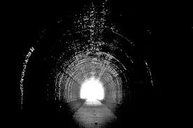 Resultado de imagen para light out of tunnel