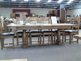 Dining Room Table With 10 Chairs Amazing Of Solid Oak Extending Dining Table And 10 Chairs 35023