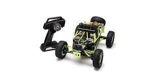 New <b>WLtoys 12428</b> 2.4G 1/12 <b>Remote Control Car</b> 4WD Crawler RC ...