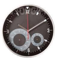 <b>Часы настенные Rule с</b> термометром и гигрометром оптом (39455)