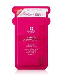 Insolution <b>Mediu Amino</b> Clearing Mask | Peach & Lily