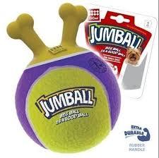 <b>Игрушка GiGwi Jumball</b> Мяч с захватом - купить в ЮниЗоо в ...