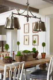 dining table interior design kitchen: the kitchen the most popular room in the house is equipped with a long family style dining table and chairs from restoration hardware