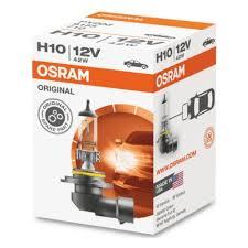 <b>Лампа</b> автомобильная <b>OSRAM H10</b> 42W PY20d <b>12V</b>, 1шт, 9145RD