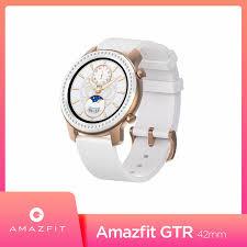 In Stock <b>Glitter Edition</b> New <b>Amazfit GTR</b> 42mm Smart Watch 5ATM ...