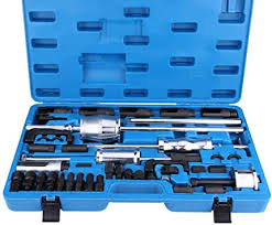 Diesel Injector Extractor, 40Pcs Universal Rail Puller ... - Amazon.com