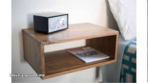 Modern Bedroom Side Tables Simple Diy Wall Mounted Side Table On With Hd Resolution 1600x1092