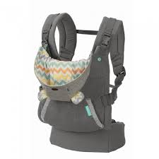 <b>Рюкзак</b>-<b>кенгуру Infantino Cuddle up</b> ergonomic hoodie carrier ...