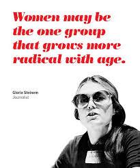 Happy 80th Birthday, Ms. Gloria Steinem! | Success & Chocolate via Relatably.com