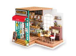 Купить Интерьерный <b>конструктор DIY House</b> Кафе Simon's ...