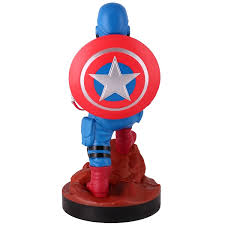 <b>Подставка Cable Guy Marvel</b> Captain America