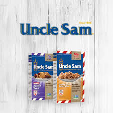<b>Uncle Sam</b> | High Fiber Cereal | Three Sisters Cereal