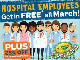 RAZZLE DAZZLE <b>ROSE</b>! March means Hospital... - <b>Crayola</b> ...