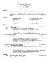 road traffic control resume resume innovations traffic and production manager resume example my perfect resume