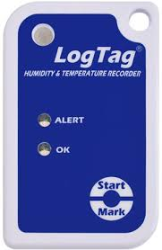 HAXO-8 <b>Humidity</b> & <b>Temperature Logger</b> | RH% Recording