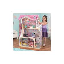 <b>KidKraft Трехэтажный дом</b> для кукол Барби Аннабель (Annabelle ...