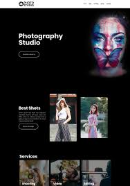 Free WordPress <b>Photography Theme</b> | CyberChimps