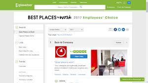 is already over and half of you will be changing jobs truth after putting together a profile and footprint of the perfect company for you head over to glassdoor com and check out the best place to work