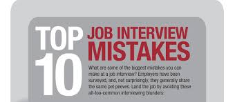 infographic avoid job interview mistakes these tips infographic avoid job interview mistakes these 10 tips