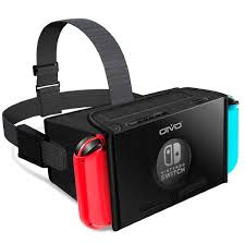Купить Очки виртуальной реальности для <b>Nintendo</b> Switch (<b>OIVO</b> ...