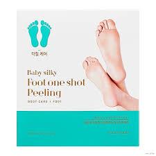 "<b>Пилинг для ног</b> ""<b>Baby</b> Silky Foot One Shot Peeling"" (20 мл) Holika ..."