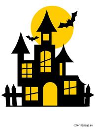 free-<b>halloween</b>-<b>castle</b> | <b>Halloween</b> stencils, Free <b>halloween</b> ...