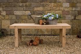 oak table splayed legs the outdoor oak table  the outdoor oak table