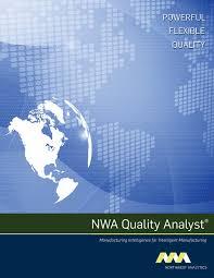 nwa quality analyst® northwest analytics nwa quality analyst®