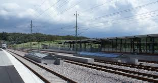 Falkenberg railwaystation
