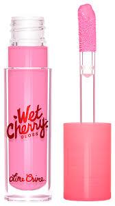 Купить Lime Crime <b>Блеск для губ Wet</b> Cherry Lip Gloss, Baby ...