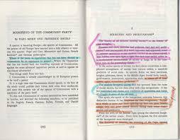 three readings of the communist manifesto tim kinsella