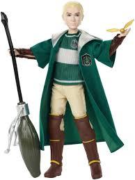 <b>Кукла Драко Малфой</b> (<b>Draco Malfoy</b>) в одежде для игры Квиддич ...