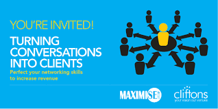 turning conversations into clients perfect your networking in her clear and succinct style she shares practical and effective networking techniques that deliver results she is the author of effective networking