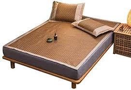 Bamboo Mat bed/Summer cooling <b>Sleeping Pad</b>/Rattan Mattress ...