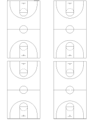 best photos of basketball play diagram sheets   printable    blank basketball play sheets