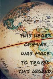 Inspirational Travel Quotes via Relatably.com