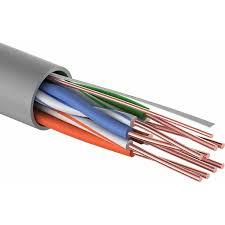<b>Кабель сетевой PROconnect</b> UTP 4PR 24AWG CAT5e 25 м купить ...
