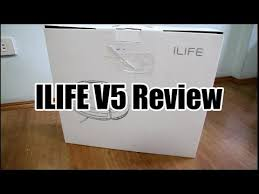 <b>ILIFE V5</b> Unboxing, Cleaning Test and Review - YouTube