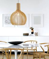 Dining Room Pendant Light Contemporary Cage Shaped Dining Room Pendant Light Fixtures Over A