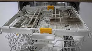 Silverware Dishwasher Miele Dishwashers 3d Cutlery Tray In Action Youtube