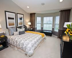 yellow and gray bedroom: yellow and gray bedroom photos eddfbb  w h b p contemporary bedroom