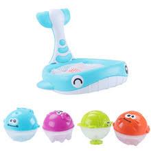 Детские <b>игрушки для ванной</b> КИТ мяч игрушка душ Забавный ...
