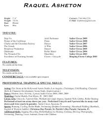 11 actor resume template job resumes word actors resume template word