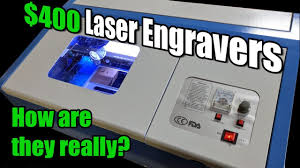 K40 Laser Cutter/Engravers... How Are They Really?!? - YouTube