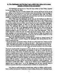 essay questions dorian gray creative writing learning objectives    dorian essay questions gray