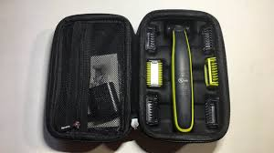 <b>Phillips</b> OneBlade Face & Body <b>Hard</b> Travel <b>Case</b> Review - YouTube