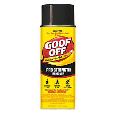 goof off oz professional strength aerosol remover fg the professional strength aerosol remover