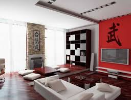 ideas bedroom fashionable oriental artwork on red wall painted and inside asian themed living room asian themed furniture