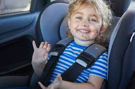 How to get rid of those super-sticky <b>sweets</b> stuck to your car seats