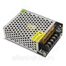 <b>Блок питания AC-230/DC-12V</b>, <b>IP20</b>, 60W, цена 996 руб, купить в ...